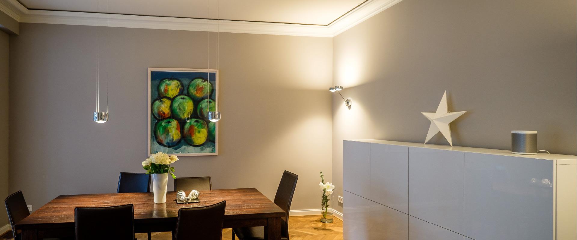 Renovierung: Altbauwohnung in Düsseltal - Menke – Malereibetrieb ...